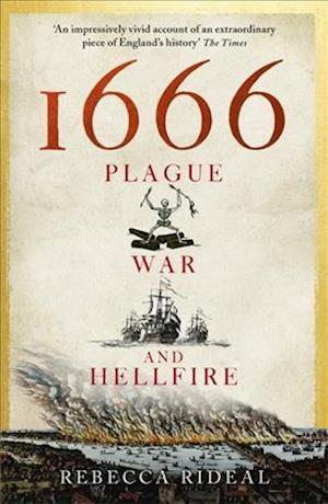 Bog, paperback 1666 af Rebecca Rideal