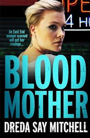 Bog, paperback Blood Mother af Dreda Say Mitchell