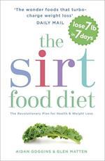 The Sirtfood Diet af Aidan Goggins