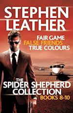 Spider Shepherd Collection 8-10 af Stephen Leather