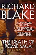 Death of Rome Saga 1-3 af Richard Blake