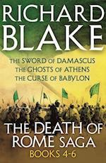 Death of Rome Saga 4-6 af Richard Blake