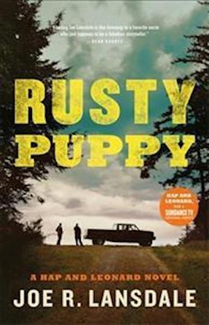 Bog, paperback Rusty Puppy af Joe R. Lansdale