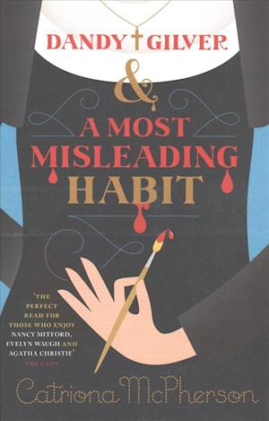 Bog, paperback Dandy Gilver and a Most Misleading Habit af Catriona Mcpherson