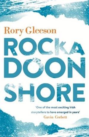 Bog, hardback Rockadoon Shore af Rory Gleeson