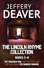Lincoln Rhyme Collection 5-8 af Jeffery Deaver