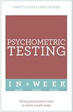 Psychometric Testing in a Week (In a Week)