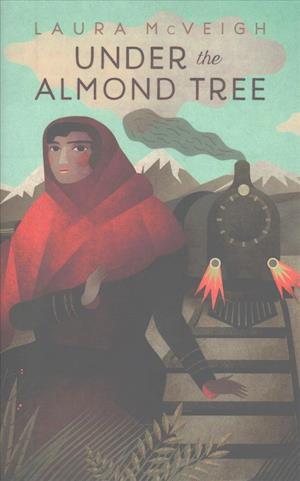 Bog, hardback Under the Almond Tree af Laura McVeigh