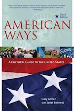 American Ways af Gary Althen, Janet Bennett