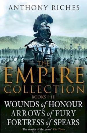 Empire Collection Volume I af Anthony Riches