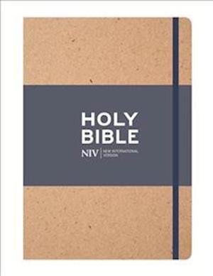 NIV Tan Single-Column Journalling Bible