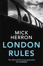 London Rules af Mick Herron