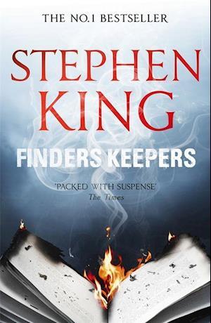 Bog, paperback Finders Keepers af Stephen King