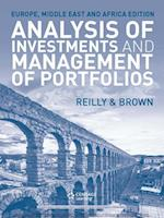 Analysis of Investments and Management of Portfolios af Frank Reilly