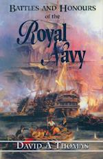 Battles & Honours of Royal Navy