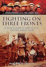 Fighting on Three Fronts af D. D. Ogilvie