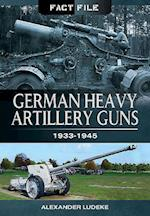 German Heavy Artillery Guns