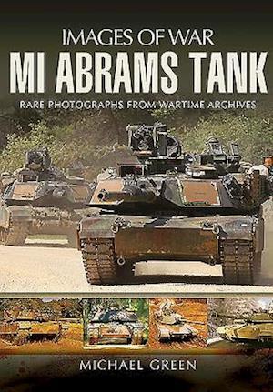 Bog, paperback M1 Abrams Tank af Michael Green