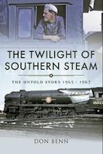 Twilight of Southern Steam
