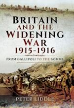 Britain and a Widening War, 1915-1916