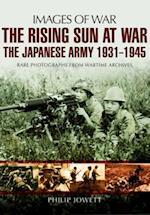 Rising Sun at War (Images of War)