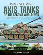 Axis Tanks of the Second World War af Michael Green