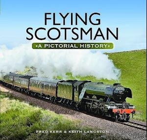 Bog, hardback Flying Scotsman