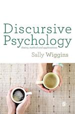 Discursive Psychology af Sally Wiggins