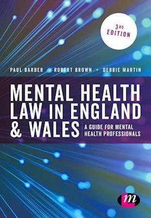 Bog, hardback Mental Health Law in England and Wales af Robert A. Brown