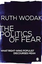 Politics of Fear af Ruth Wodak