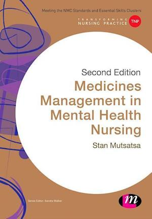 Bog, hardback Medicines Management in Mental Health Nursing af Stanley Mutsatsa