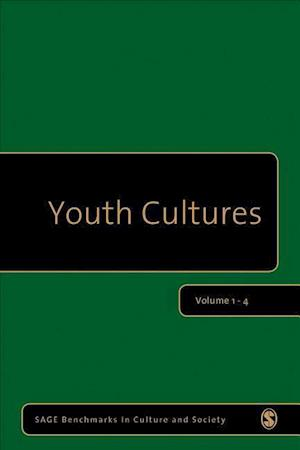 Bog, ukendt format Youth Cultures af Andy Bennett