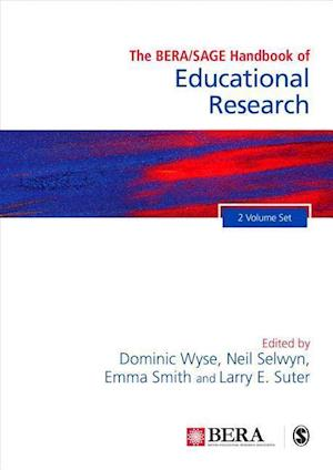 Bog, hardback The BERA/SAGE Handbook of Educational Research af Dominic Wyse