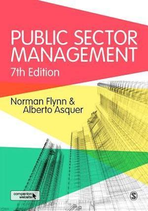 Bog, paperback Public Sector Management af Norman Flynn
