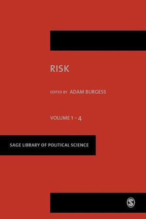 Bog, hardback Risk af Adam Burgess