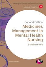 Medicines Management in Mental Health Nursing af Stan Mutsatsa