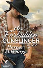 Her Forbidden Gunslinger af Harper St. George