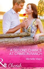 Second Chance at Crimson Ranch (Mills & Boon Cherish)