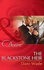 Blackstone Heir (Mills & Boon Desire) (Mill Town Millionaires, Book 2) af Dani Wade