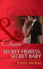 Secret Heiress, Secret Baby (Mills & Boon Desire) (At Cain's Command, Book 4)