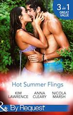 Hot Summer Flings: A Spanish Awakening / The Italian Next Door... / Interview with the Daredevil (Mills & Boon By Request)
