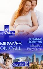 Midwife's Baby Bump (Mills & Boon Medical) (Midwives On-Call, Book 4)