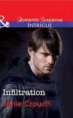 Infiltration (Mills & Boon Intrigue) (Omega Sector, Book 1) af Janie Crouch