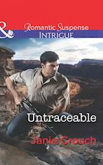 Untraceable (Mills & Boon Intrigue) (Omega Sector, Book 3) af Janie Crouch