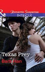 Texas Prey (Mills & Boon Intrigue) (Mason Ridge, Book 1)