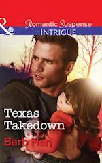 Texas Takedown (Mills & Boon Intrigue) (Mason Ridge, Book 2)