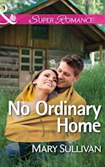 No Ordinary Home (Mills & Boon Superromance)