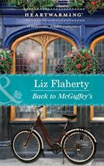 Back to McGuffey's (Mills & Boon Heartwarming) af Liz Flaherty