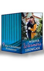 Winter Warmers Showcase: Christmas in Da Conti's Bed / The Boss's Mistletoe Maneuvers / Christmas Justice / Meet Me Under the Mistletoe / Nothing to Hide / The Warrior's Winter Bride / Lone Star Survivor / Falling for Dr December / Seducing the Hunter (Mills & Boon e-Book Collections)