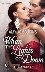 When the Lights Go Down (Contemporary Romance/The Tylers, Book 2) af Amy Jo Cousins